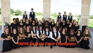 choir champs 16 a